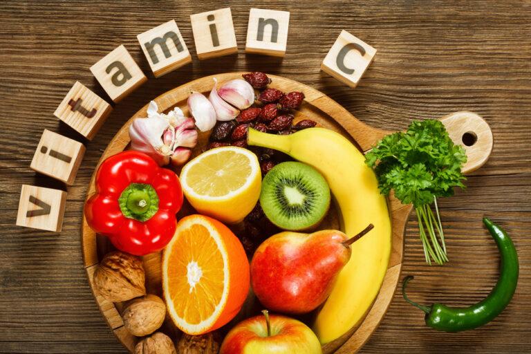 Vitamin C platter.